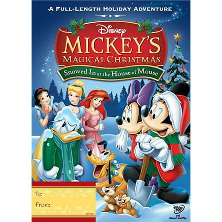 mickeys magical christmas - Mickey Magical Christmas Snowed In At The House Of Mouse