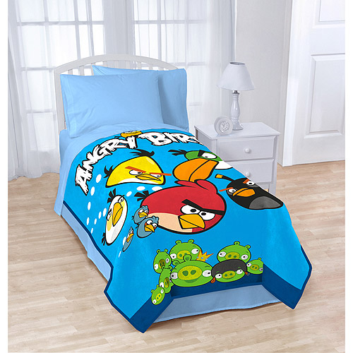 AngryBirds Blanket