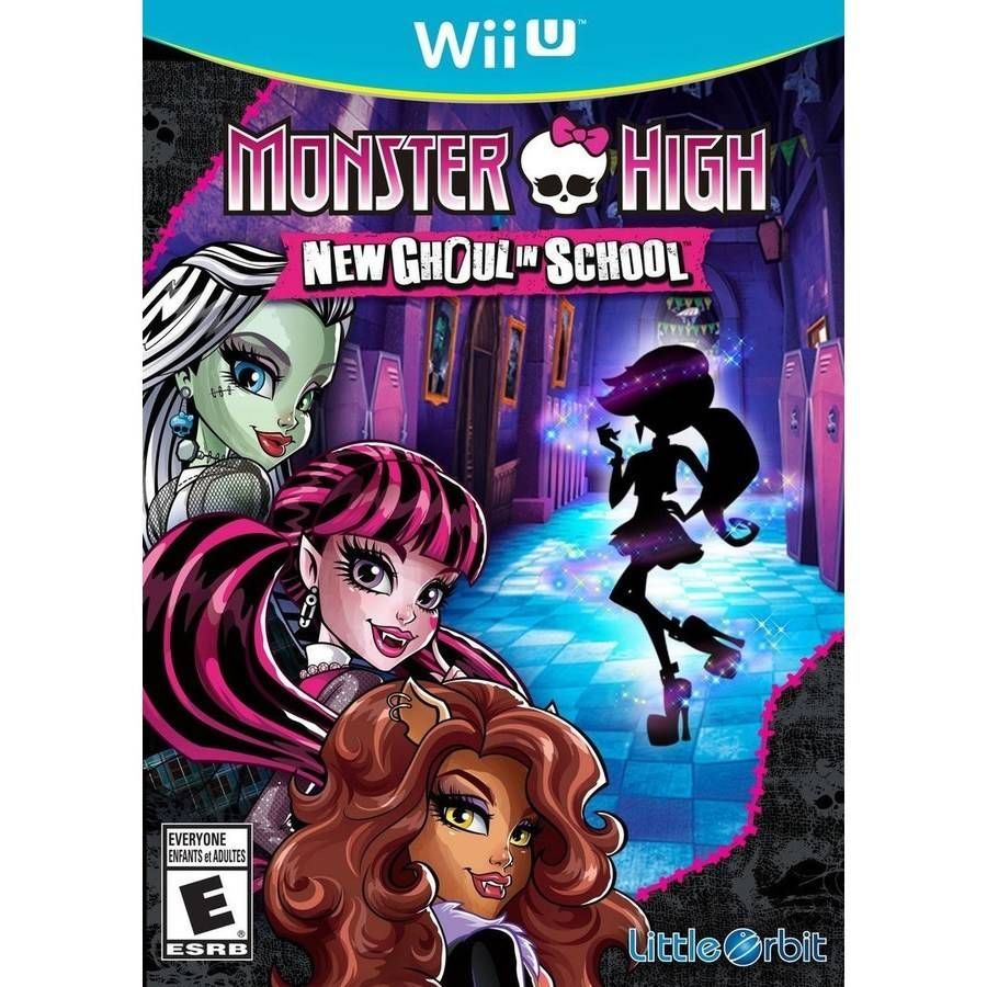 Monster High New Ghoul (Wii U) - Pre-Owned