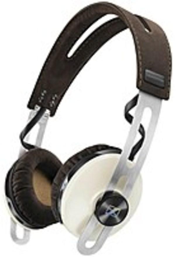 Sennheiser Momentum 2 M2OEBT On-Ear Bluetooth Headphones Ivory (Refurbished) by Sennheiser