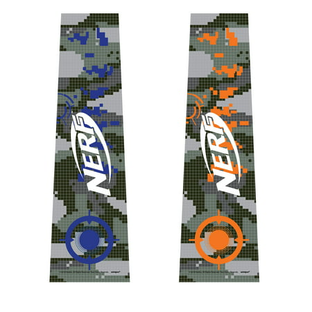 Nerf Party Team Arm Sleeve Party Favors, Assorted, 4ct