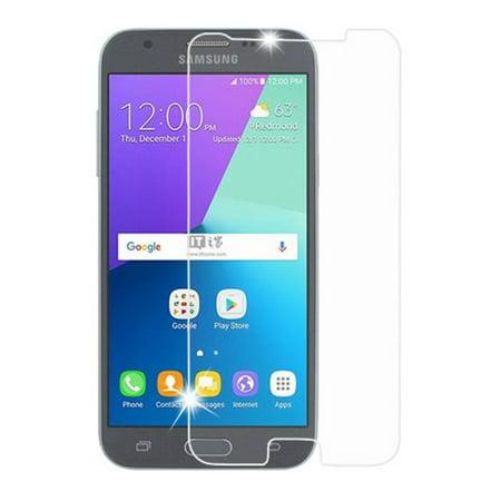 MyBat 2.5D Tempered Glass LCD Screen Protector Film For Samsung Galaxy J3 (2017) (Samsung Galaxy 3 Phone Lcd Screen)