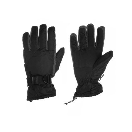John Bartlett Statements Water Resistant Ski Winter Gloves For Men Insulated Work Gloves Cold Gear