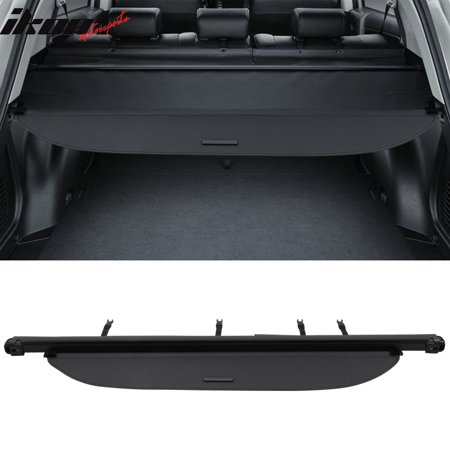 Fits 13-16 Toyota RAV4 OE Style Black Rear Cargo Security Trunk Cover