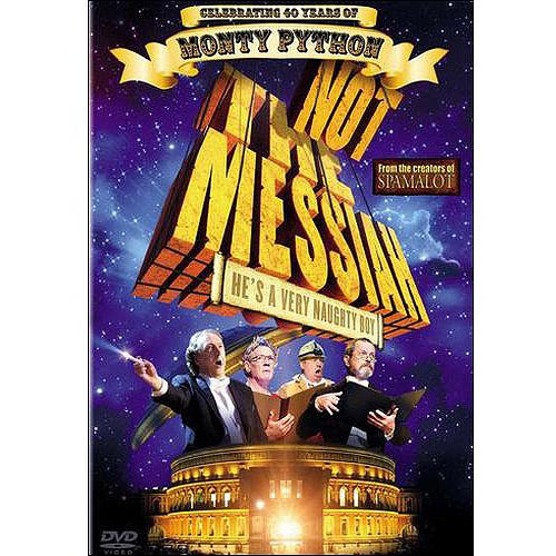 Not The Messiah (He's A Very Naughty Boy) (Widescreen)