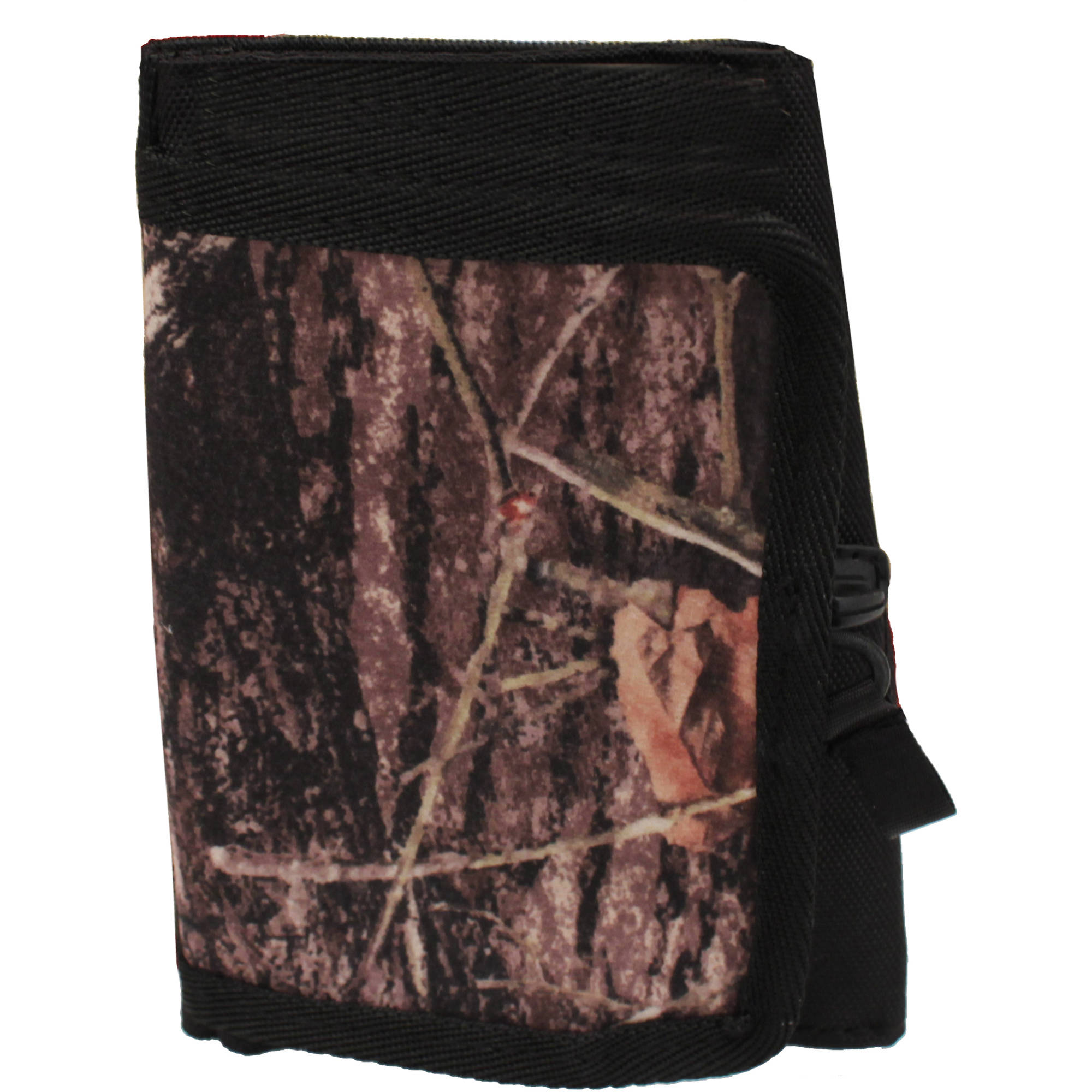Allen Cases Buttstock Shell Holder withCover, Break-Up Camo by Allen Cases