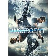 The Divergent Series: Insurgent (DVD)