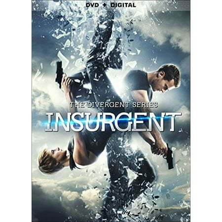 The Divergent Series  Insurgent  Dvd   With Instawatch