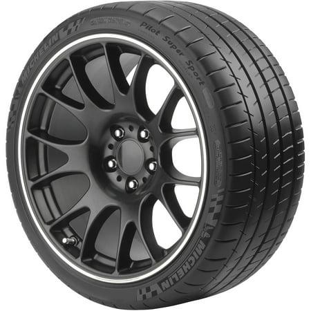 Michelin Pilot Super Sport Max Performance Tire 295/35ZR19