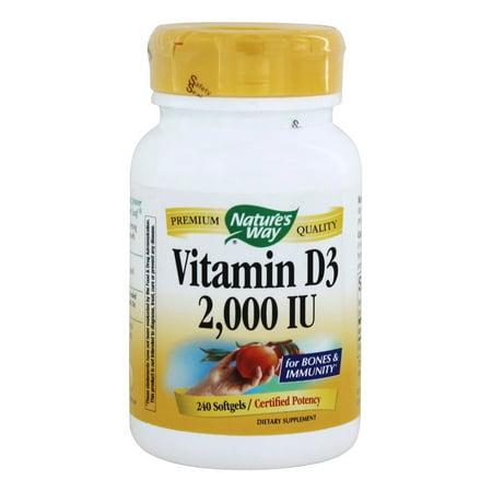 Vitamin Ratings And Reviews Nature S Way
