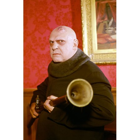 Jackie Coogan the Addams Family Great Portrait as Uncle Fester 24x36 Poster - Uncle Fester Outfit