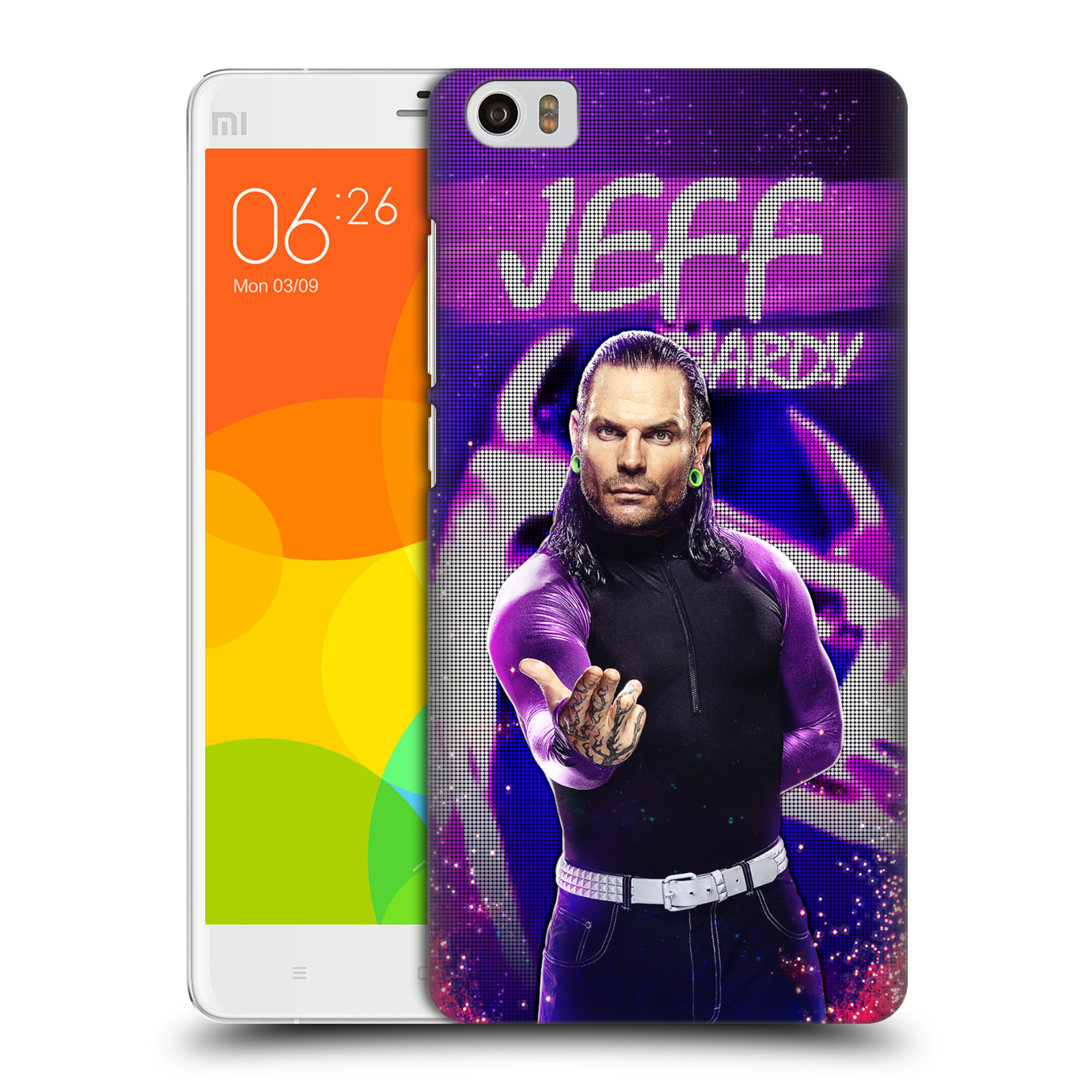 Hardy S Ufs Pharmacy: OFFICIAL WWE JEFF HARDY HARD BACK CASE FOR XIAOMI PHONES