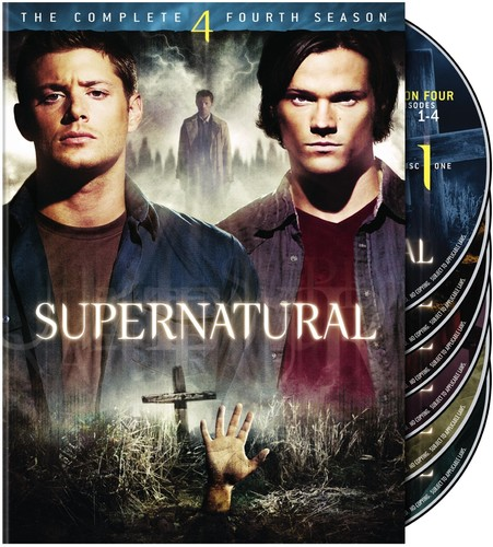Supernatural: The Complete Fourth Season by WARNER HOME ENTERTAINMENT