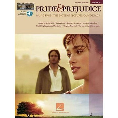 Pride & Prejudice: Music from the Motion Picture Soundtrack [With CD (Piano Music From Pride And Prejudice 2005)