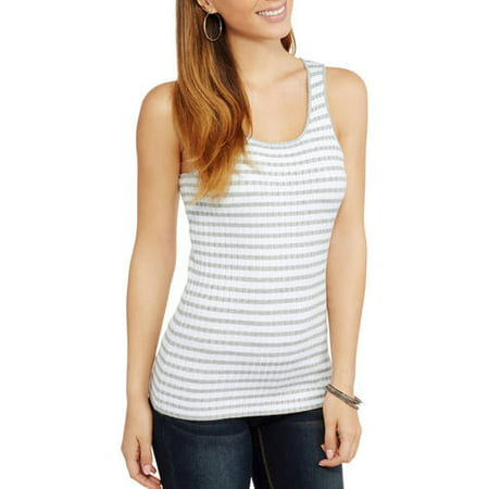 - Women's Racerback Tank Top Ribbed Sweater