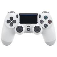 Sony Playstation 4 DualShock 4 Controller, Glacier White