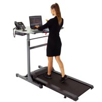Deals on Exerpeutic 5000 ExerWork Desk Treadmill