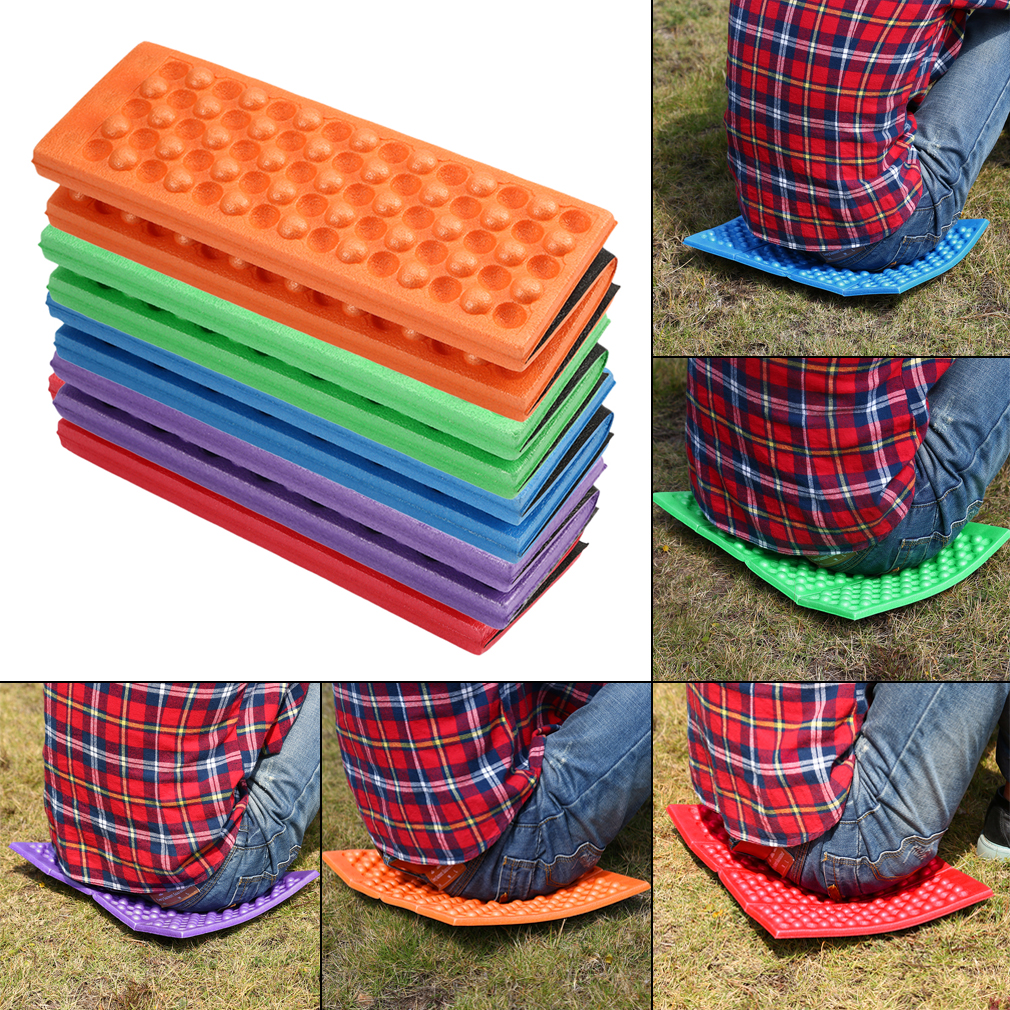 Outdoor Portable Foldable EVA Foam Waterproof Garden Cushion Seat Pad Chair