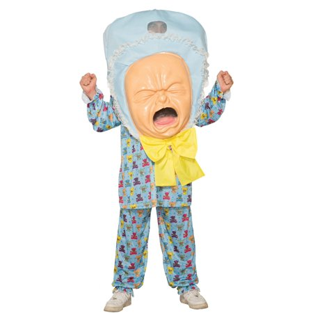 Big Baby Costume For Adults - Size ONE SIZE for $<!---->