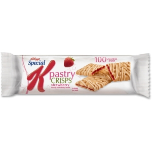 Pastry Crisps: Strawberry