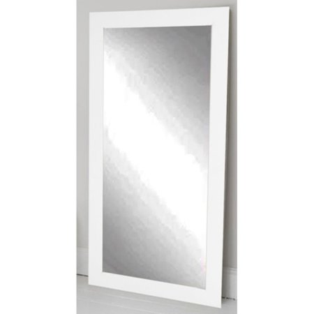BrandtWorks Designers Choice Classic Leaning Floor Mirror