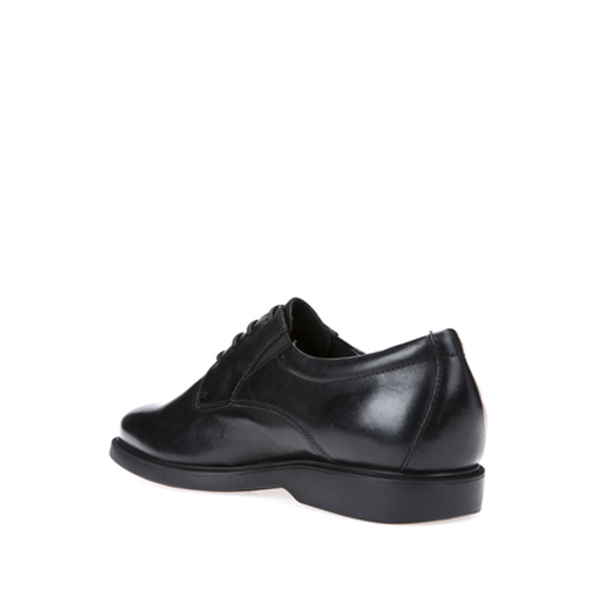 Geox Men's Brayden Oxford in Black - image 3 de 4
