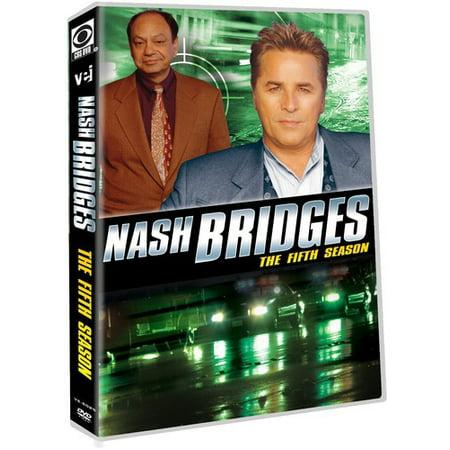 Nash Bridges: The Complete Fifth Season (DVD)