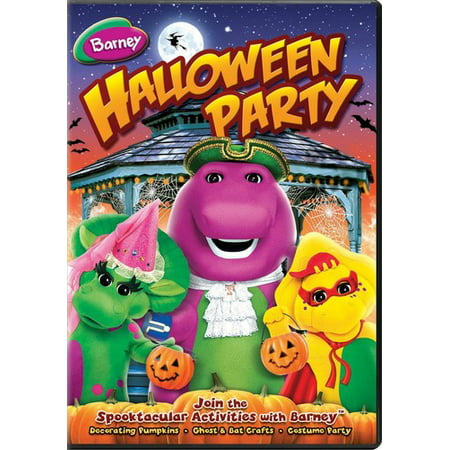Halloween Town The Movie Watch Online (Barney: Halloween Party (DVD))