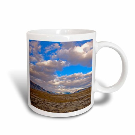 3dRose Scenic view of the Big Horn MT of Wyoming - US51 JRE0136 - Joe Restuccia III, Ceramic Mug, 15-ounce