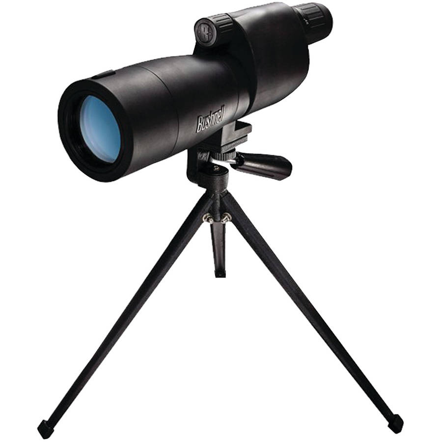 Bushnell Sentry 18-36 x 50mm Spotting Scope, Black