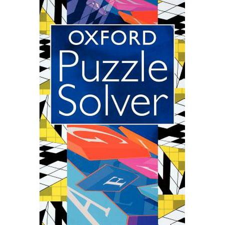 oxford puzzle solver walmart com