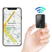 Magnetic Mini Portable Car GPS Tracker Real Time Tracking Locator Anti-Theft Device Voice Record Anti-Lost for Seniors, Kids, Cars, Vehicle, Bicycles, Tracking, Travel