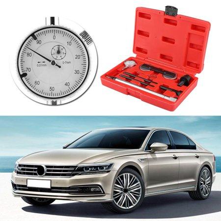 Qiilu 8Pcs Diesel Engine Timing Locking Tool Fitting Kit for VW 1.2 1.4 1.6 TSI FSI, Engine Timing Tool, Timing Tool Fitting - image 7 of 13