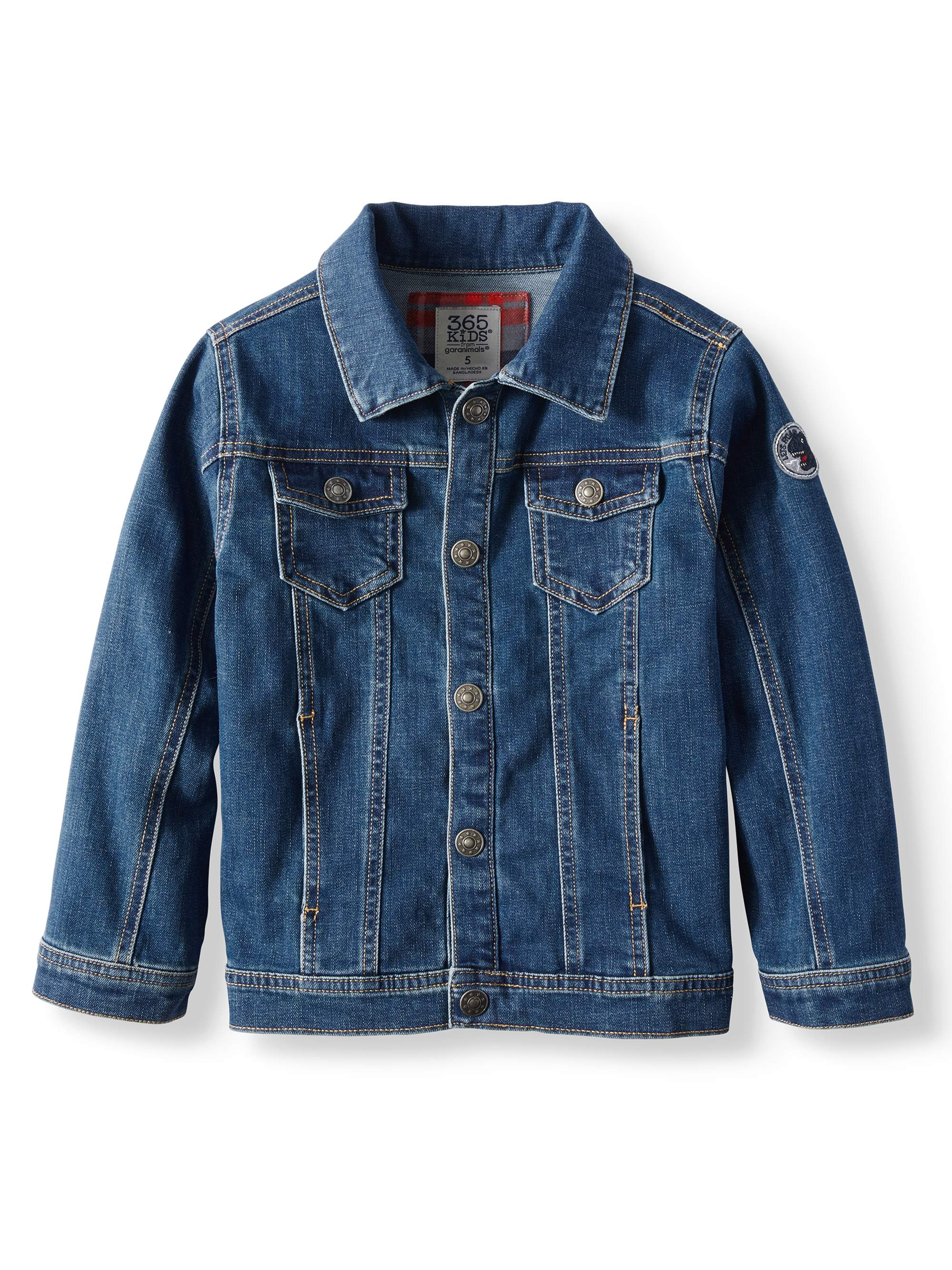 Denim Jacket (Little Boys & Big Boys)