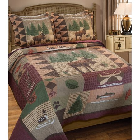 global trends timberline quilt set best quilt