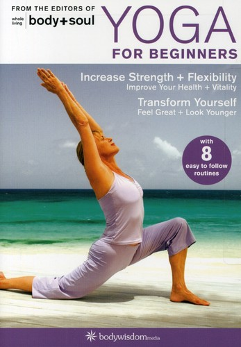 Yoga for Beginners: Body + Soul by Universal Music & Video Distribution