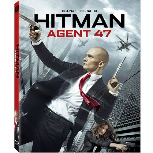 Hitman: Agent 47 (Blu-ray   Digital HD) (With INSTAWATCH) (Widescreen)