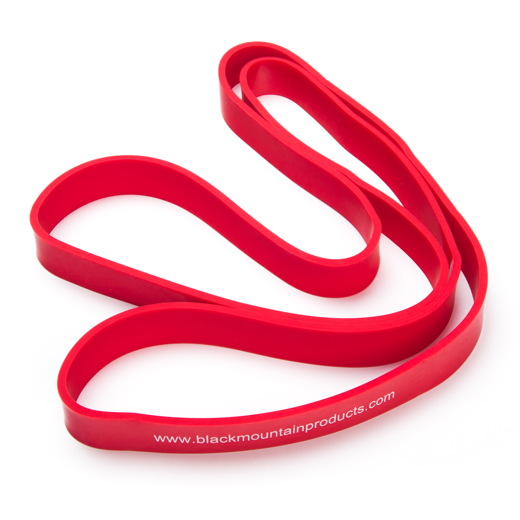 Black Mountain Products Strength Loop Resistance Band, Red