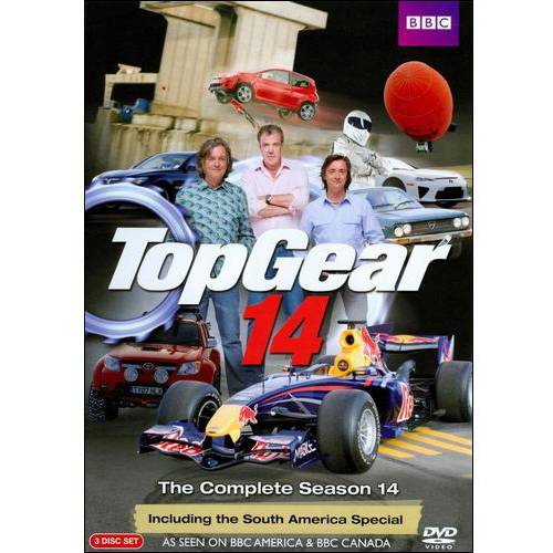 Top Gear: The Complete Season 14