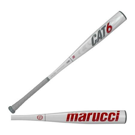 Marucci CAT 6 BBCOR Baseball Bat, 33