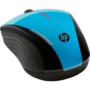 HP K5D27AA#ABL X3000 Wireless Mouse, Blue