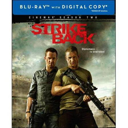 Strike Back: Cinemax Season Two (Blu-ray + Digital Copy)