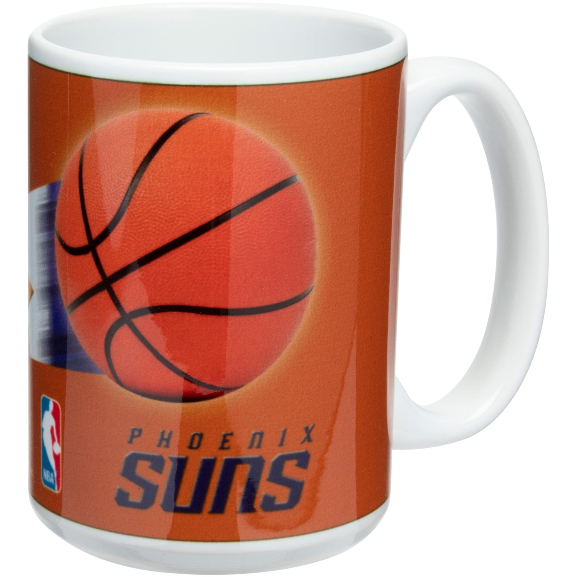 Phoenix Suns 15oz. Team 3D Graphic Mug - No Size