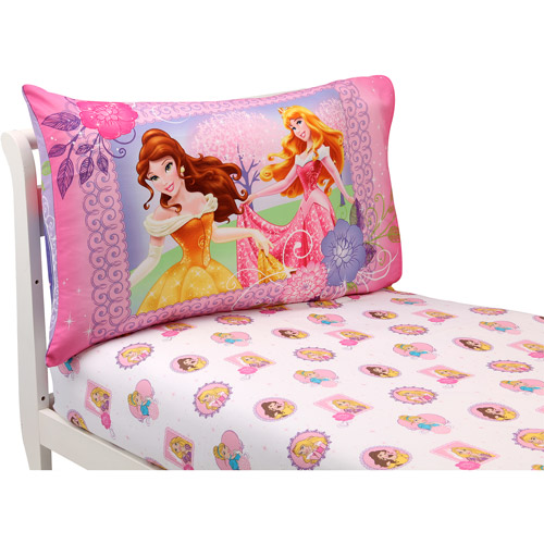 Disney Princess Timeless Elegance 2-Piece Toddler Sheet Set
