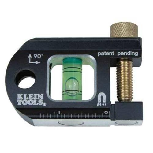 Klein Tools Torpedo Level, Black, 9317RE