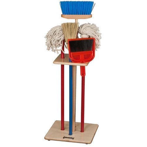 Jonti-Craft 5 Piece Housecleaning Set