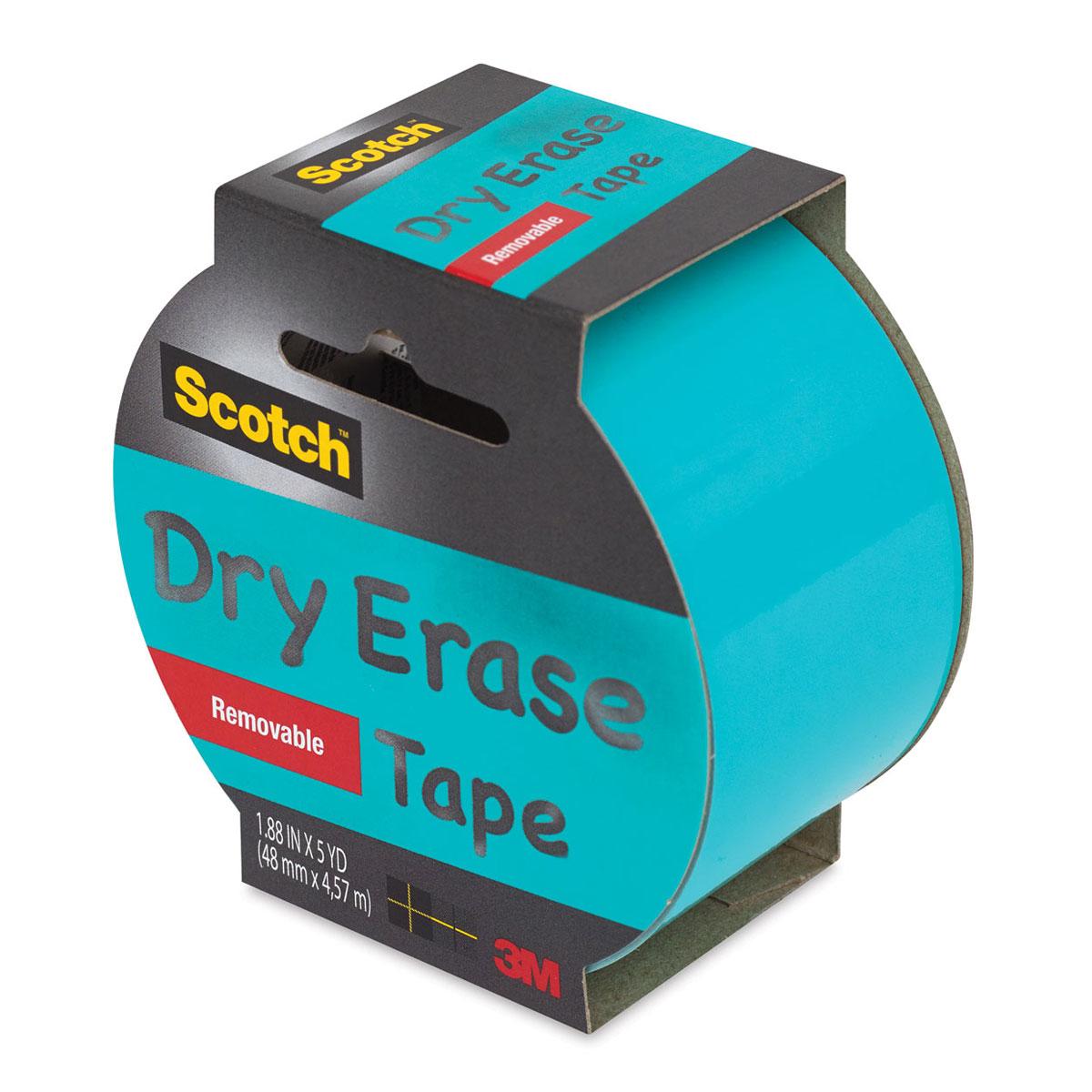 3M Scotch Dry Erase Tape
