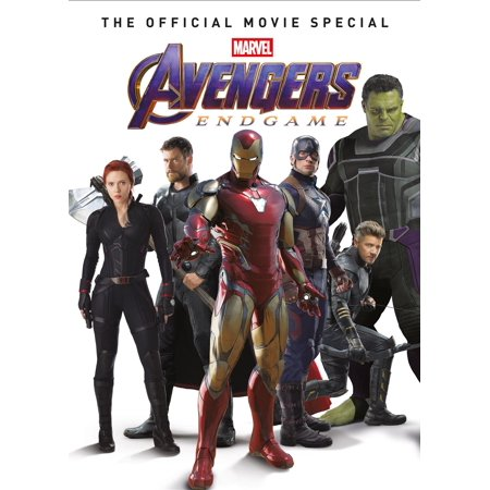Avengers Endgame The Official Movie Special Hardcover