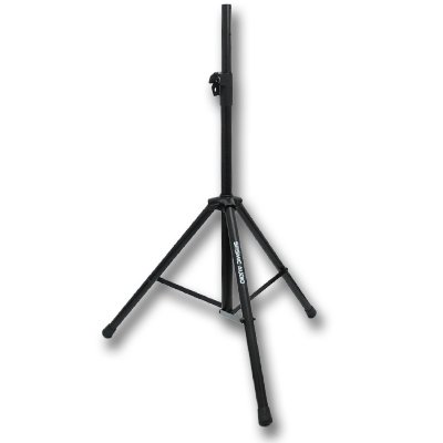Seismic Audio 1 PAIR New TRIPOD SPEAKER STANDS PA/DJ  Stand PRO – Speaker Stands Pair