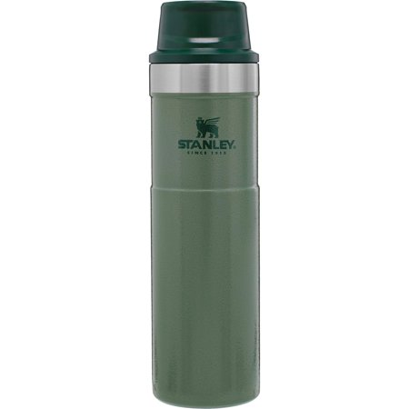 Stanley Classic Trigger-Action Travel Mug 20oz H.Green